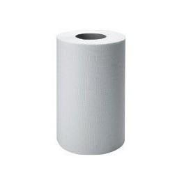 Ręcznik w roli LUX białe MINI 12 sztuk