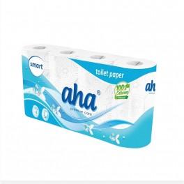 Papier toaletowy EXCLUSIVE DUO ECONOMY AHA 64 sztuki