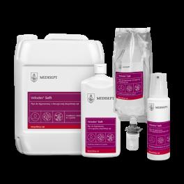 VELODES SILK płyn do higienicznej i chirurgicznej dezynfekcji rąk 250 ml