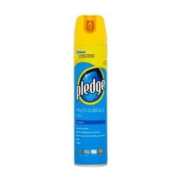 PRONTO PLEDGE 250ml MULTI-SURFACE spray